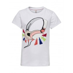 KIDS ONLY LIZZY S/S HEADPHONE