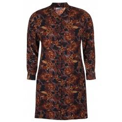 ZHENZI SHIRT ALKE DRESS L/S