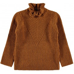 NAME IT MINI L/S KNIT PULLOVER