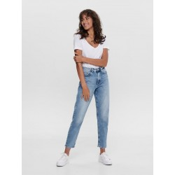 ONLY VENEDA MOM JEANS