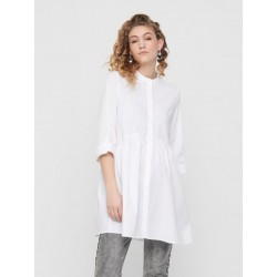 ONLY DITTE 3/4 SHIRT DRESS