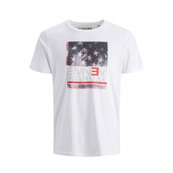 JACK & JONES EMINEM FLAG TEE