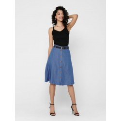 ONLY MANHATTEN DENIM SKIRT