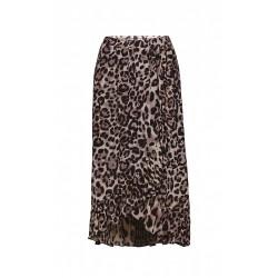 ZE-ZE nederdel med leopard...