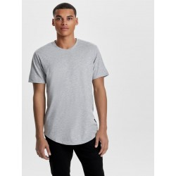 ONLY & SONS MATT LONGY S/S TEE