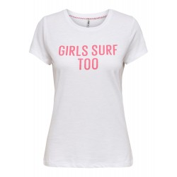 "ONLY CLARA ""GIRLS SURF TOO"""