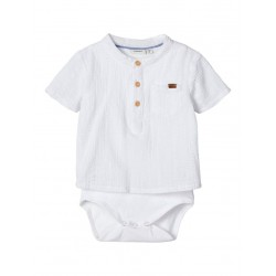 NAME IT BABY HAWK S/S BODY...