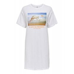 ONLY FREYA LIFE TEE DRESS...