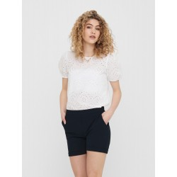 JDY TIA 2/4 BALOON LACE TOP
