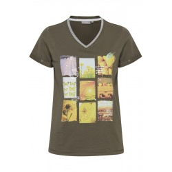 FRANSA FRUIT S/S T-SHIRT -...
