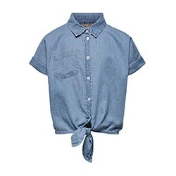 KIDS ONLY RONJA KNOT DNM SHIRT