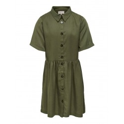 KIDS ONLY SAGA S/S SHIRT DRESS