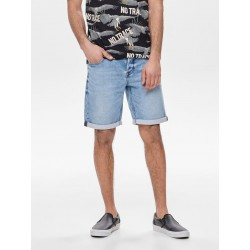 ONLY & SONS SW BLUE SHORTS