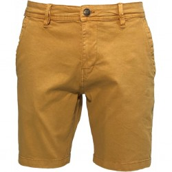 ROBERTO SHORTS ERON YELLOW