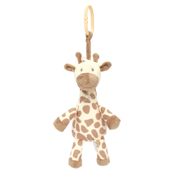 MY TEDDY CLIP ON GIRAFFE -...