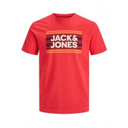 JACK & JONES JR SIGN TEE SS...
