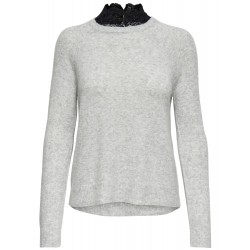 ONLY HIGH NECK PULLOVER