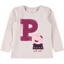 NAME IT PEPPAPIG DENISE L/S...