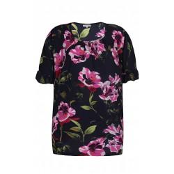 ZHENZI Sommer bluse plus size